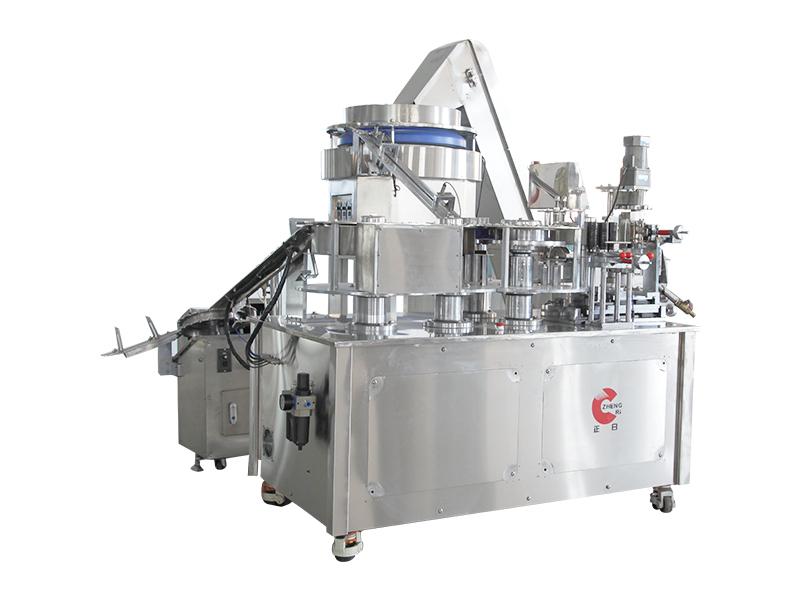 QZ-212 syringe pad printing machine