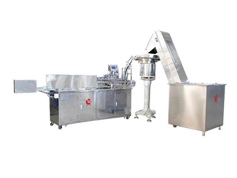 QZ-216 syringe silk screen printing machine