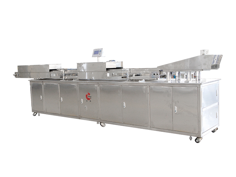 QZ-236 syringe double-sided silk screen printing machine