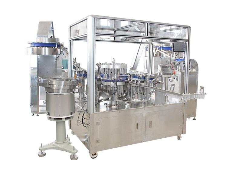 QZ-005H-P three-part syringe high-speed assembly machine